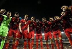 Tuyển Bỉ công bố danh sách 26 cầu thủ tham dự Euro 2021