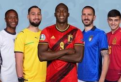UEFA công bố đội hình tiêu biểu EURO 2021 với một bất ngờ