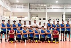 Hình ảnh mới nhất về Đội tuyển Bóng chuyền nam quốc gia