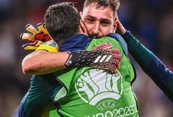 Donnarumma nói gì về đá penalty ở trận Italia vs Tây Ban Nha?
