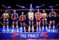 Đội hình bóng chuyền nữ xuất sắc nhất VNL 2021