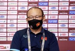 HLV Park Hang Seo ra mệnh lệnh phải thắng Indonesia với ĐT Việt Nam