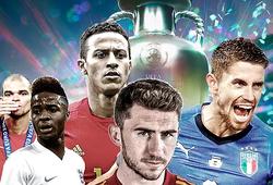 """Hậu vệ Italia và 65 """"điệp viên kép"""" tại EURO 2021"""