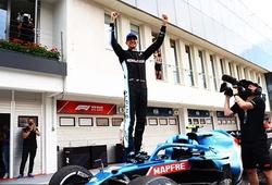 F1 Grand Prix Hungary: Số 1 xa lạ và sự cố Vettel làm sập web FIA