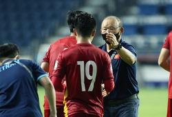 Thầy Park nói điều bất ngờ khi Quang Hải không đá trận gặp Malaysia