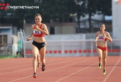 Quách Thị Lan đánh bại kỳ phùng địch thủ Nguyễn Thị Huyền nội dung 400m