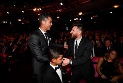 Messi và Ronaldo mất cơ hội đoạt thêm một giải thưởng danh giá
