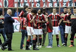 Tròn 8 năm AC Milan chia tay Inzaghi và kết thúc một thế hệ