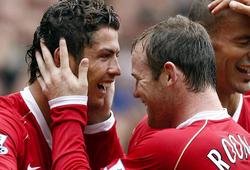 Top cầu thủ trẻ giá trị nhất năm 2004 bao gồm Ronaldo và Rooney