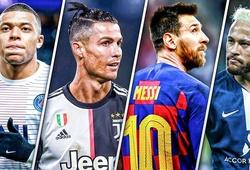 Top 10 ngôi sao được dự đoán tranh Quả bóng vàng 2020 là ai?