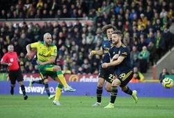 Xem trực tiếp Arsenal vs Norwich trên kênh nào?
