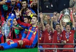 Vòng tứ kết Champions League với điều kỳ lạ nhất 28 năm qua