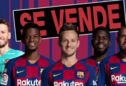 Barca thanh lý 12 cầu thủ cho cuộc cách mạng đội hình