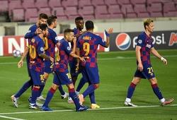Barca dẫn đầu danh sách đội hình già nhất tứ kết Champions League