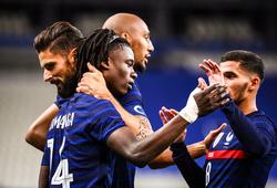 Mục tiêu của Real Madrid ghi bàn thắng để đời cho tuyển Pháp