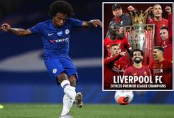 Chelsea trao chức vô địch cho Liverpool như Leicester 4 năm trước