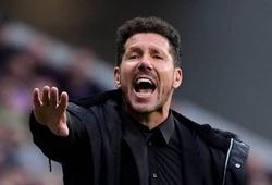 Guardiola và Klopp bị Simeone qua mặt giành HLV xuất sắc nhất thập kỷ
