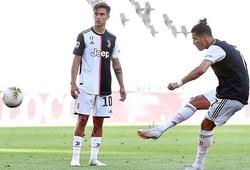 HLV Juventus tạo ra phép màu cho bộ đôi Ronaldo và Dybala