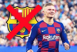 Barca từ chối mua Haaland để mượn lão tướng hết thời