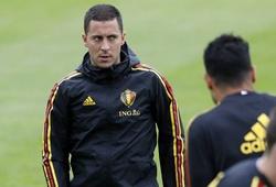 """ĐT Bỉ nghi ngờ Real Madrid dùng """"chiêu bẩn"""" để bảo vệ Hazard"""