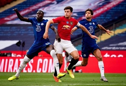 Hậu vệ MU và Chelsea không chiến tốt nhất châu Âu mùa này