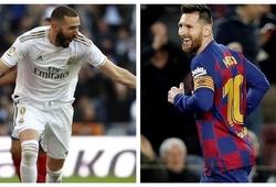 Messi hay Benzema xuất sắc hơn mùa này dựa trên các dữ liệu?