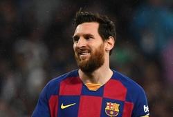 Bao giờ Messi sẽ trở lại tập trung cùng Barca?