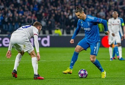 Kết quả Juventus vs Lyon: Cay đắng rời cuộc chơi