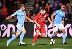 Trực tiếp Melbourne City vs Adelaide United: Không dễ cho chủ nhà