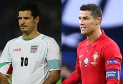 Ronaldo đặt mục tiêu phá kỷ lục ghi bàn cho ĐTQG của Ali Daei