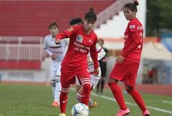 Trực tiếp Phong Phú Hà Nam vs Thái Nguyên, bóng đá nữ VĐQG 2020