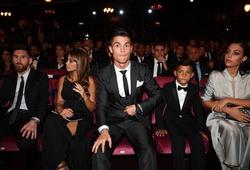 Các con của Ronaldo và Messi là những ai?