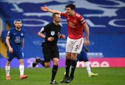 MU bị từ chối phạt đền trước Chelsea vì trọng tài... sợ tranh cãi
