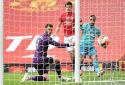 De Gea lại bị chỉ trích khi MU để lọt lưới sau 500 phút