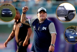 7 chiếc xe sang của Maradona là gì và có giá bao nhiêu?
