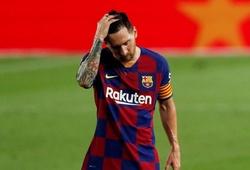 Messi bất ngờ bị qua mặt ở cuộc bầu chọn xuất sắc nhất La Liga