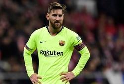 Messi sẽ ở lại Barca sau khi nói chuyện với cha?