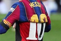 Messi tăng hiệu suất ghi bàn thế nào khi chuyển sang áo số 10?