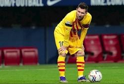 Messi bị chỉ trích vì đùn đẩy trách nhiệm cho đàn em 17 tuổi