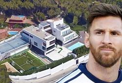 Messi chi đậm để cải tạo biệt thự ở Barcelona
