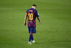 Messi đi bộ cũng là một chiến thuật thông minh?