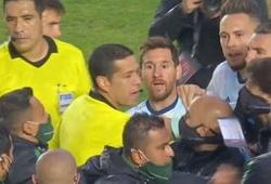 """Messi gây gổ vì bị """"đá đểu"""" về thất bại của Argentina"""