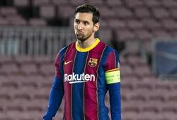 Messi gián tiếp khiến Barca mất hợp đồng tài trợ béo bở