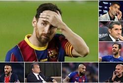 """Messi rơi vào cảnh cô đơn ở Barca khi mất hết """"vùng an toàn"""""""