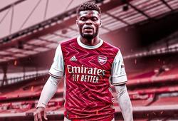 Arsenal sẽ xếp Partey đá vị trí nào ở trận ra mắt gặp Man City?