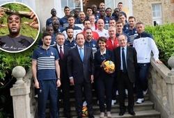 Cựu sao MU tiết lộ bê bối gây sốc về phân biệt chủng tộc ở tuyển Pháp