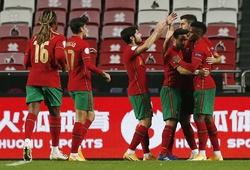 Juventus tìm cách kết hợp Ronaldo với đồng đội ở tuyển Bồ Đào Nha