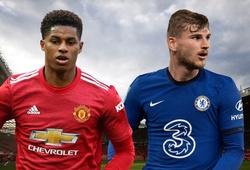 Đội hình kết hợp MU vs Chelsea với hàng công trong mơ