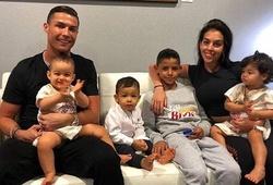 Nghi vấn Cristiano Ronaldo sắp lên chức bố lần thứ 5