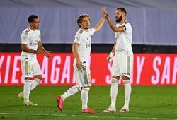 Khi nào Real Madrid giành chức vô địch sau 8 trận thắng liên tiếp?